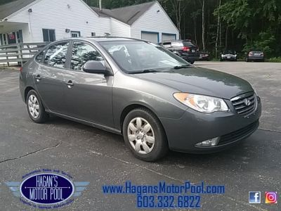 2008 Hyundai Elantra GLS (Carbon Gray)