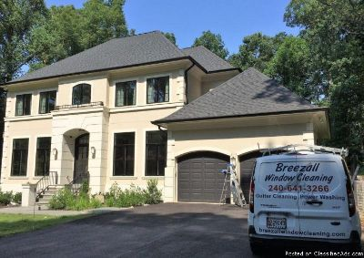 Window Cleaning Services Chevy Chase , MD