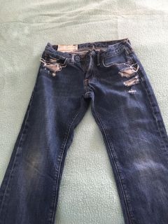 Abercrombie & Fitch Boys jeans - size 14