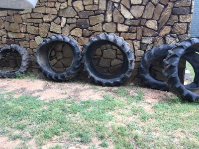 Ford tractor tires