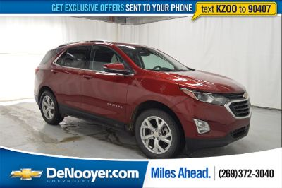 2018 Chevrolet Equinox LT w/2LT (cajun red)