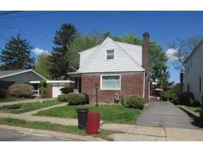 3 Bed 2 Bath Foreclosure Property in Kingston, PA 18704 - N Dawes Ave