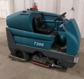 Used Floor Buffers, Sweepers, Burnishers | Ride On & Walk Behind