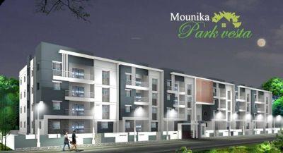 2 & 3 BHK Luxury Flats for sale @ Mounika Park Vesta in Horamavu, Bangalore