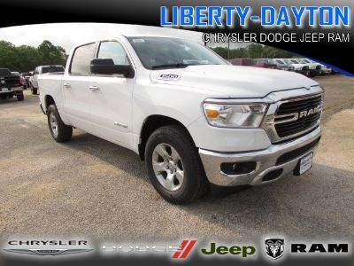 2019 RAM 1500 Big Horn/Lone Star (Bright White)