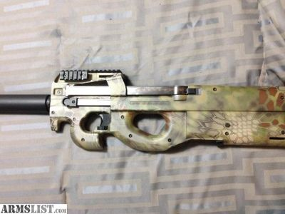 For Sale: Bullpup 10/22 in Kryptek