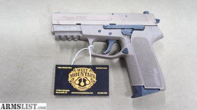 For Sale: Sig Sauer P2022 DA/SA Semi-Auto Pistol in 9mm