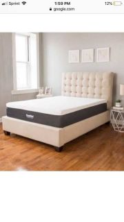 Queen Bed - LIKE NEW
