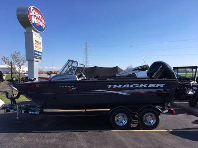 2016 Tracker Targa V-18 Combo Aluminum Fish Boats Appleton, WI