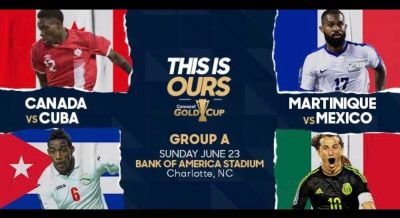 2019 Concacaf Gold Cup Group A Doubleheader