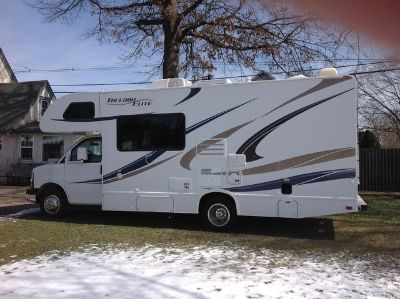 2013 Thor Motor Coach Freedom Elite 23U