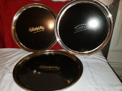 Beer carry on plate trays