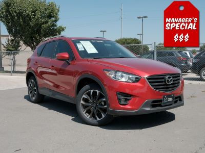 2016 Mazda CX-5 Grand Touring (Soul Red)