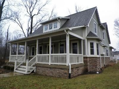 4 Bed 4 Bath Foreclosure Property in Pendleton, IN 46064 - Mayapple Ln