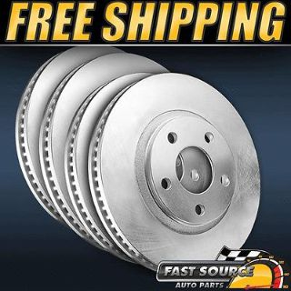 Purchase 2 Front and 2 Rear Premium Blank OE Quality Replacement Brake Rotors F630541 motorcycle in Chicago, Illinois, US, for US $153.89