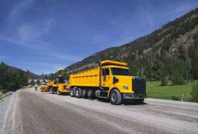 Dump truck & heavy equipment funding - Perfect credit is not required