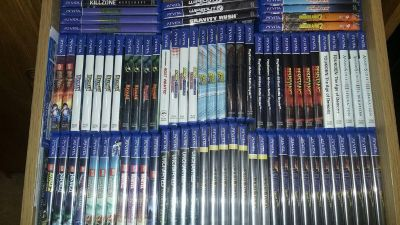 I buy Sell and Trade PS vita games and systems