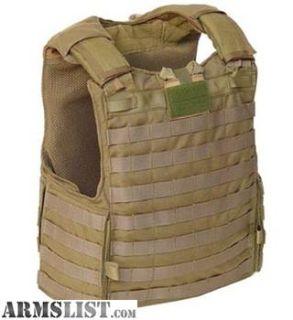 For Sale: ***Eagle Industrice CIRAS vest, medium, coyote***