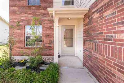 327 Almquist ST Hutto Four BR, Well maintained 2-story;