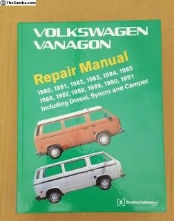 Vanagon Repair Manual