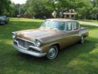 1956 Studebaker President Project