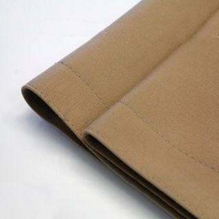1957-1963 Tan Stayfast 2 Fold Beetle Sunroof Cover