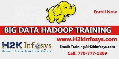 Hadoop Online Training &Free real-time experience & life time access to the course