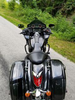 2015 Kawasaki VULCAN 1700 VAQUERO ABS