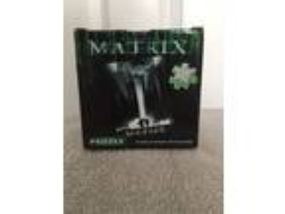Loot Crate June 2016 Exclusive the Matrix 300-Piece Jigsaw