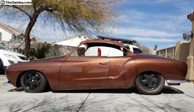 1963 Karmann Ghia custom