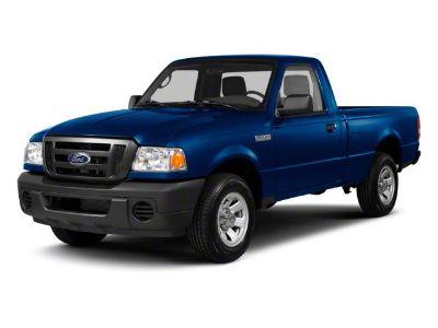 2011 Ford Ranger XL (Dk Shadw Gr Met)