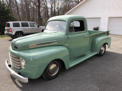 1948 F1, 302, auto, PS, PDB, stunning paint