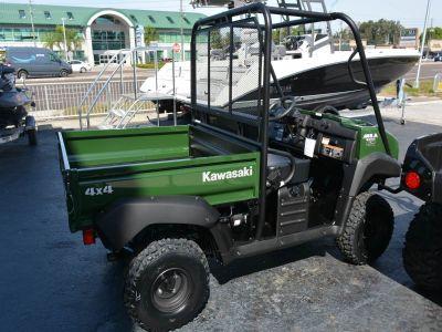 2019 Kawasaki Mule 4010 4x4 Utility SxS Clearwater, FL