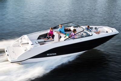 2019 Scarab 255 G Jet Boats Clearwater, FL