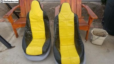 Dune buggy hot rod Baja racing seats new