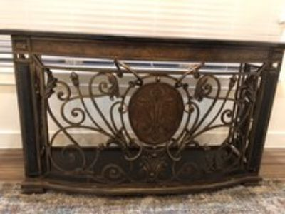 Reduced! Sofa Table / TV Stand / Entry piece