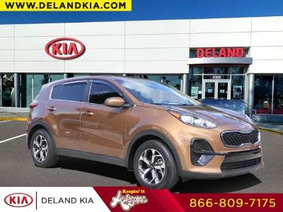 2020 Kia Sportage (Burnished Copper)