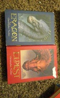 """""""Eragon: and """"Eldest"""" by Christopher Paolini"""