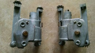 Purchase 1955/6/7 CHEVY VENT WINDOW REGULATORS motorcycle in Cherry Valley, Illinois, United States