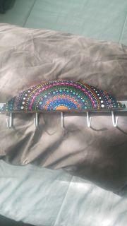 Mandala Key rack