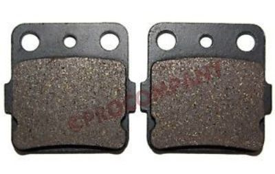 Purchase New Aftermarket Rear Brake Pads for Arctic Cat Honda Kawasaki Suzuki Yamaha motorcycle in Glendale, California, United States, for US $7.00