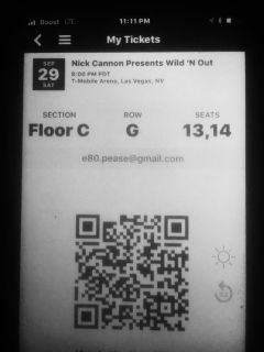 Wild N Out tickets