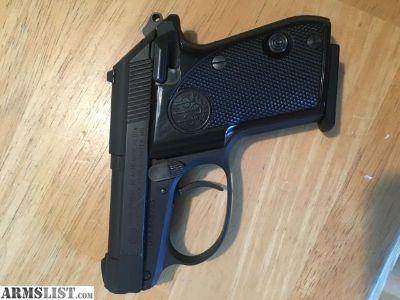 For Sale: WTS: Beretta Tomcat .32