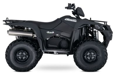 2018 Suzuki KingQuad 750AXi Power Steering Special Edition Utility ATVs Hialeah, FL