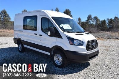 2019 Ford TRANSIT VAN (Oxford White)