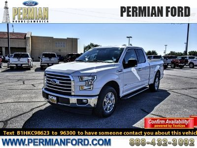2017 Ford F-150 XLT 2WD SuperCab 6.5' Box ()
