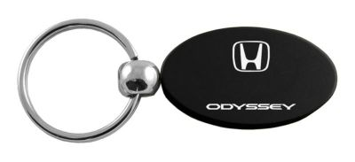 Buy Honda Odyssey Black Oval Keychain / Key fob Engraved in USA Genuine motorcycle in San Tan Valley, Arizona, US, for US $14.61