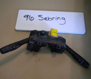 Sell 96 97 98 99 00 CHRYSLER SEBRING HEADLIGHT TURN SIGNAL WIPER COLUMN SWITCH motorcycle in Orem, Utah, US, for US $24.75