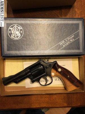 For Sale: Smith & Wesson Model 19-3