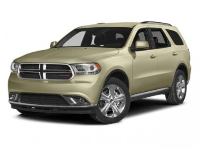 2014 Dodge Durango Crew (Brilliant Black Crystal Pearlcoat)